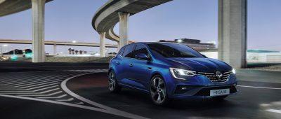 2020 - Nouvelle Renault MEGANE R.S. Line